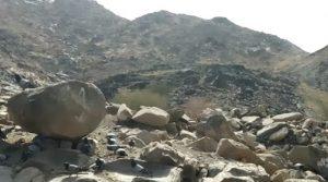 মুসলমানদের অন্যতম আবেগের স্থান জাবালে সুর বা সাওর পর্বত