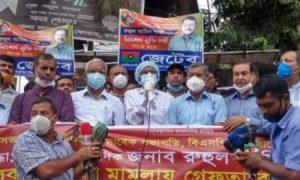 জনগণকে বোকা বানাতে গণতন্ত্রের মুখোশ পড়েছে সরকার : ফখরুল