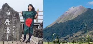 প্রথম বাংলাদেশী নারী হিসেবে রাবেয়ার দক্ষিণ কোরিয়ার সর্বোচ্চ পর্বত চুড়া জয়