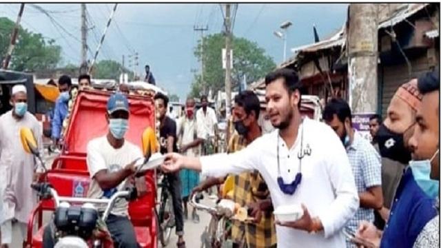 গাইবান্ধায় রমজান মাসে জেলা ছাত্রলীগ নেতা আসিফ-মামুনের ইফতার বিতরণ অব্যাহত